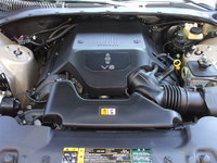 Picture of 2005 Lincoln LS V8 Ultimate, engine