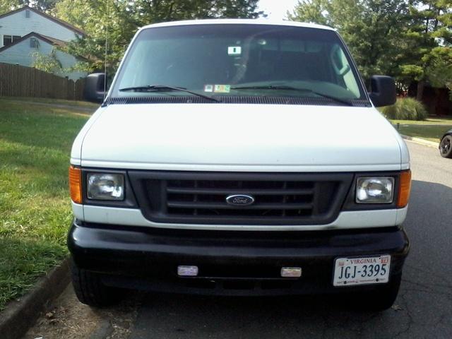 2005 Ford Econoline Cargo