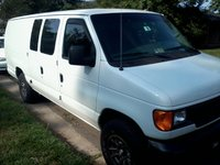 Picture of 2005 Ford Econoline Cargo 3 Dr E-250 Cargo Van Extended, gallery_worthy