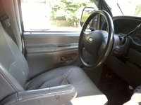 Picture of 2005 Ford Econoline Cargo 3 Dr E-250 Cargo Van Extended, interior, gallery_worthy
