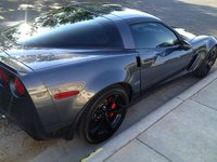 2013 Chevrolet Corvette Coupe 2LT, Picture of 2013 Chevrolet Corvette Base 2LT, exterior