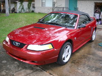 Picture of 1999 Ford Mustang GT Convertible, exterior, gallery_worthy
