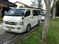 2007 Toyota Hiace Overview
