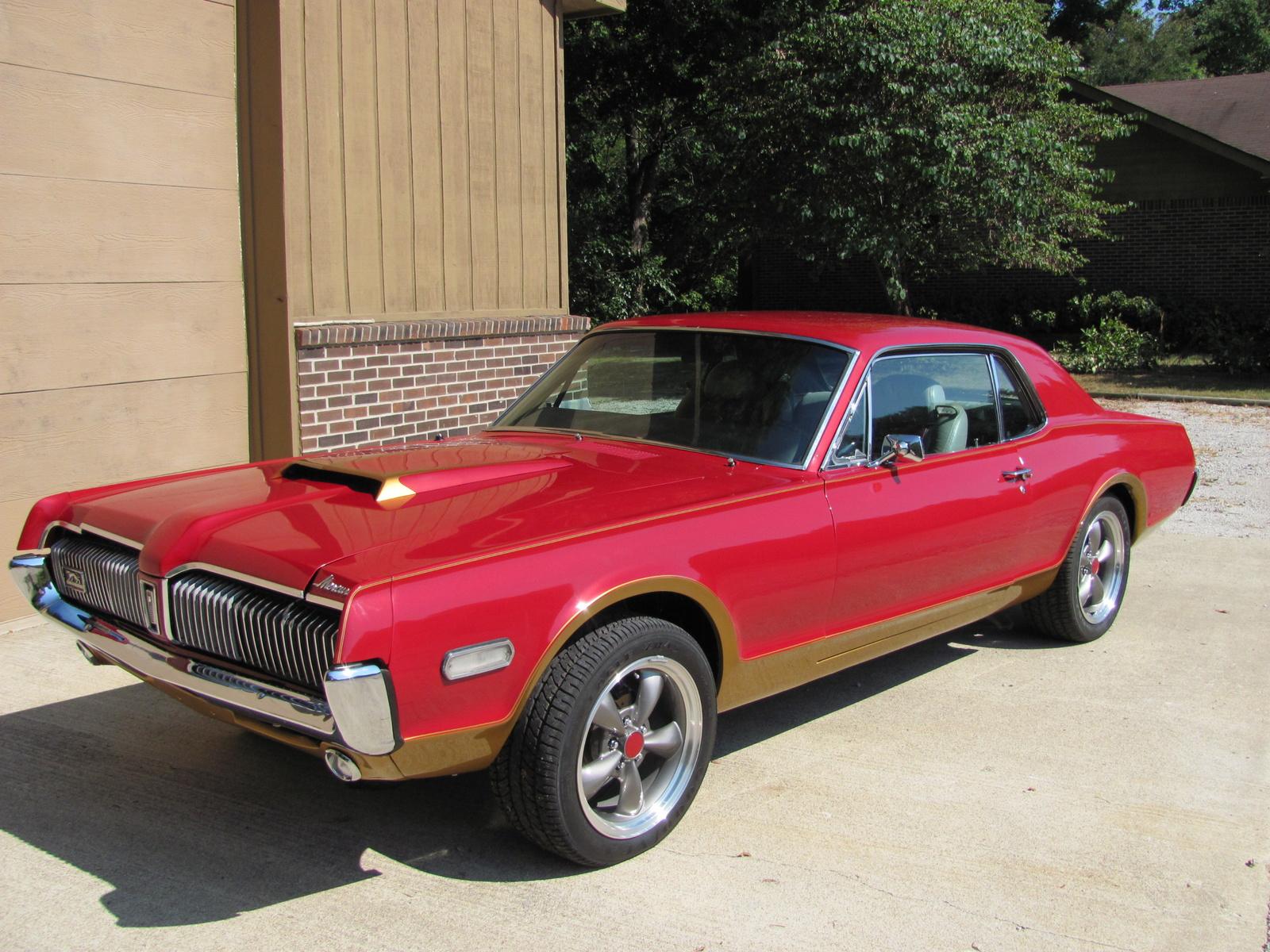 1968 Mercury Cougar Pictures C8675_pi36379440on 2002 Mercury Sable