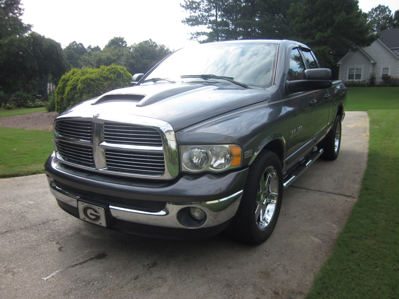 2004 Dodge Ram Pickup 1500 Pictures Cargurus