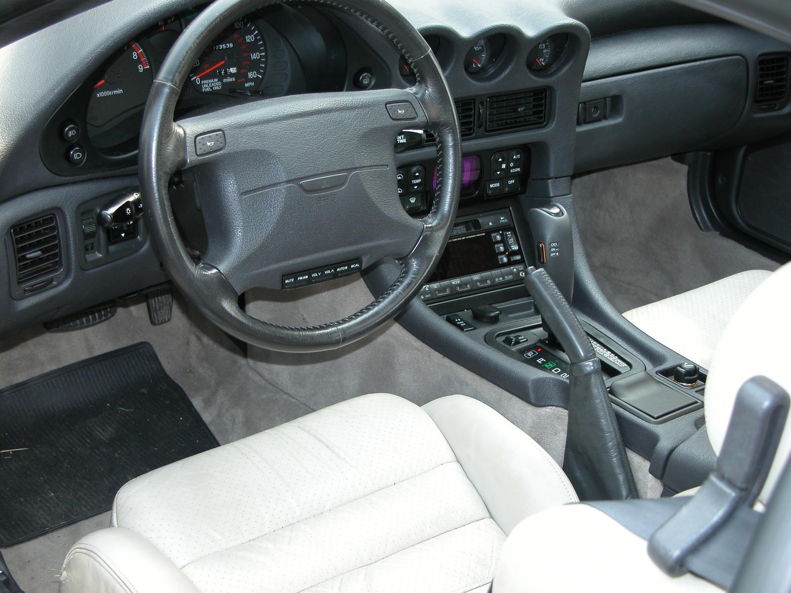 1993 Mitsubishi 3000gt Pictures Cargurus