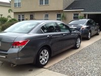 Picture of 2009 Honda Accord EX, exterior, gallery_worthy