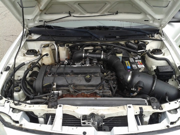 Service manual remove engine from a 2003 ford escort zx2 for Ford motor credit franklin tn
