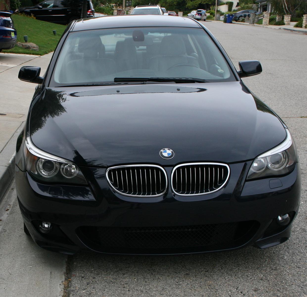 2007 Bmw 530 Xi: 2006 BMW 5 Series