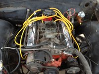 Picture of 1964 Chevrolet El Camino, engine