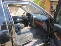 Picture of 2001 INFINITI QX4 4 Dr STD SUV, interior