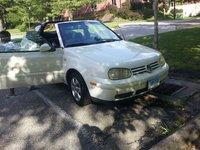 2002 Volkswagen Cabrio 2 Dr GLX Convertible picture, exterior