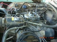 Picture of 1977 Ford LTD, engine