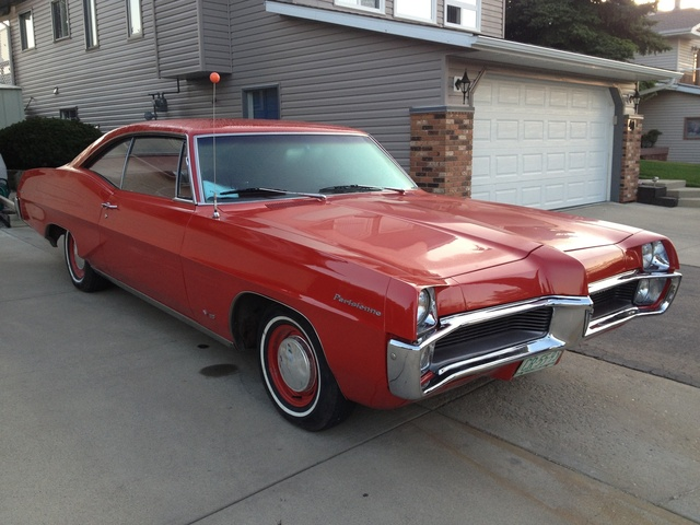 Picture of 1967 Pontiac Parisienne, exterior
