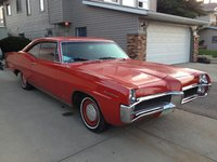 1967 Pontiac Parisienne Overview