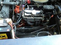 Picture of 1983 Dodge Ramcharger, engine