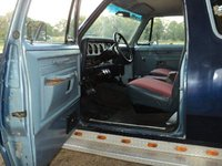 Picture of 1983 Dodge Ramcharger, interior