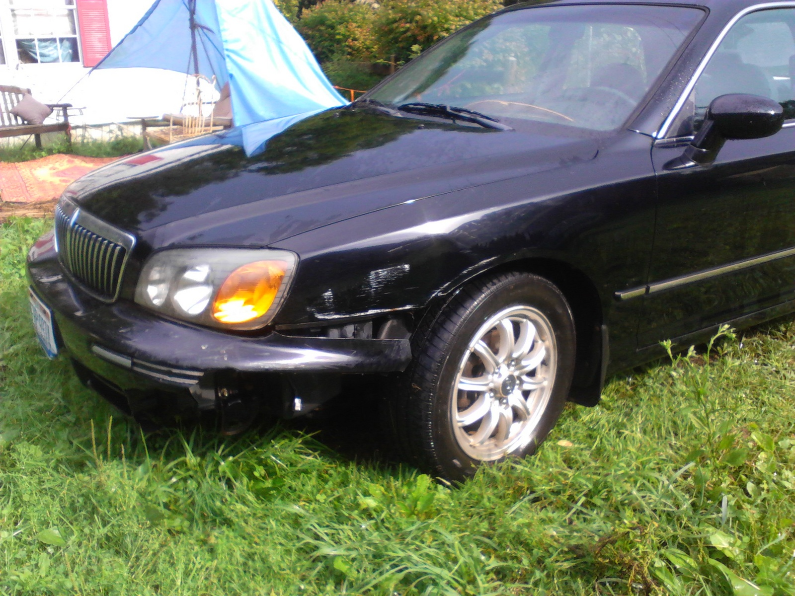 2003 Hyundai XG350 4 Dr L Sedan picture