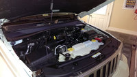 Picture of 2010 Jeep Liberty Limited 4WD, engine