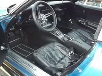 1972 Chevrolet Corvette Coupe picture, interior
