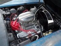 Picture of 1972 Chevrolet Corvette Coupe, engine