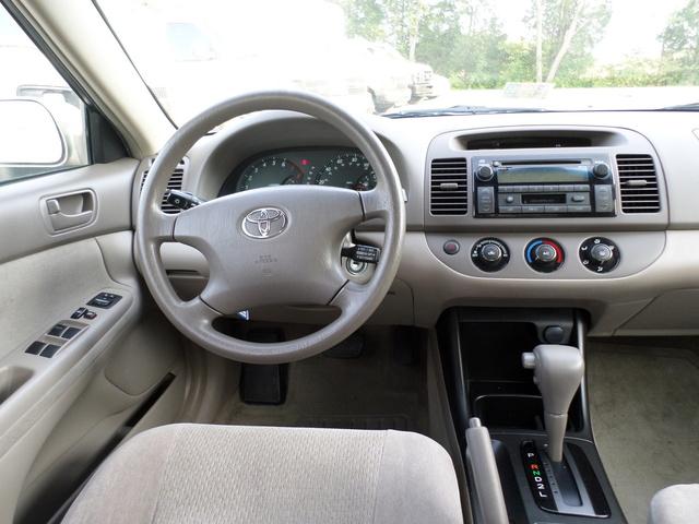 2003 Toyota Camry Pictures Cargurus