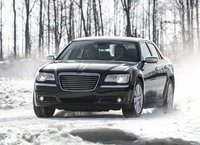 2014 Chrysler 300, Front-quarter view, exterior, manufacturer