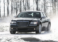 2014 Chrysler 300, Front-quarter view, manufacturer, exterior