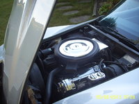 Picture of 1975 Chevrolet Corvette Coupe, engine