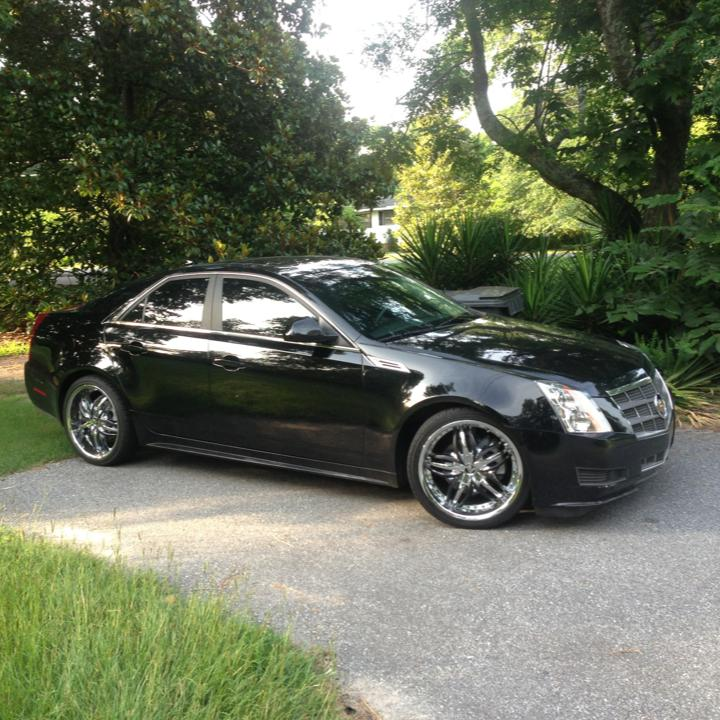 Awd Cadillac Cts: 2010 Cadillac CTS