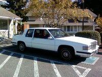 Picture of 1986 Cadillac DeVille Coupe FWD, exterior, gallery_worthy