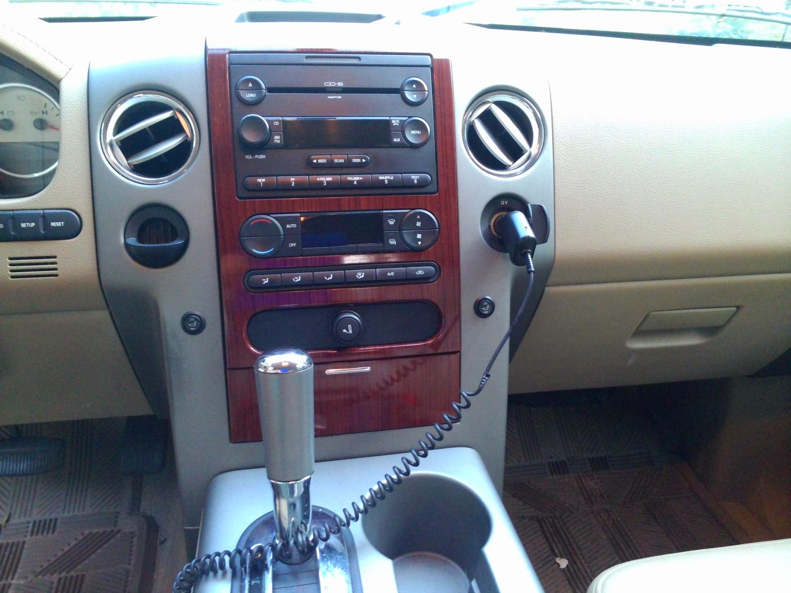 2005 Ford F 150 Lariat Interior Pictures