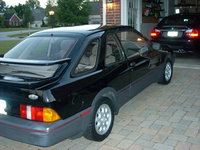 1986 Merkur XR4Ti Overview