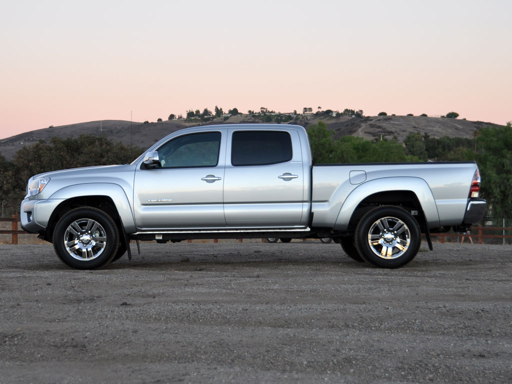 2013 Toyota Tacoma Test Drive Review Cargurus