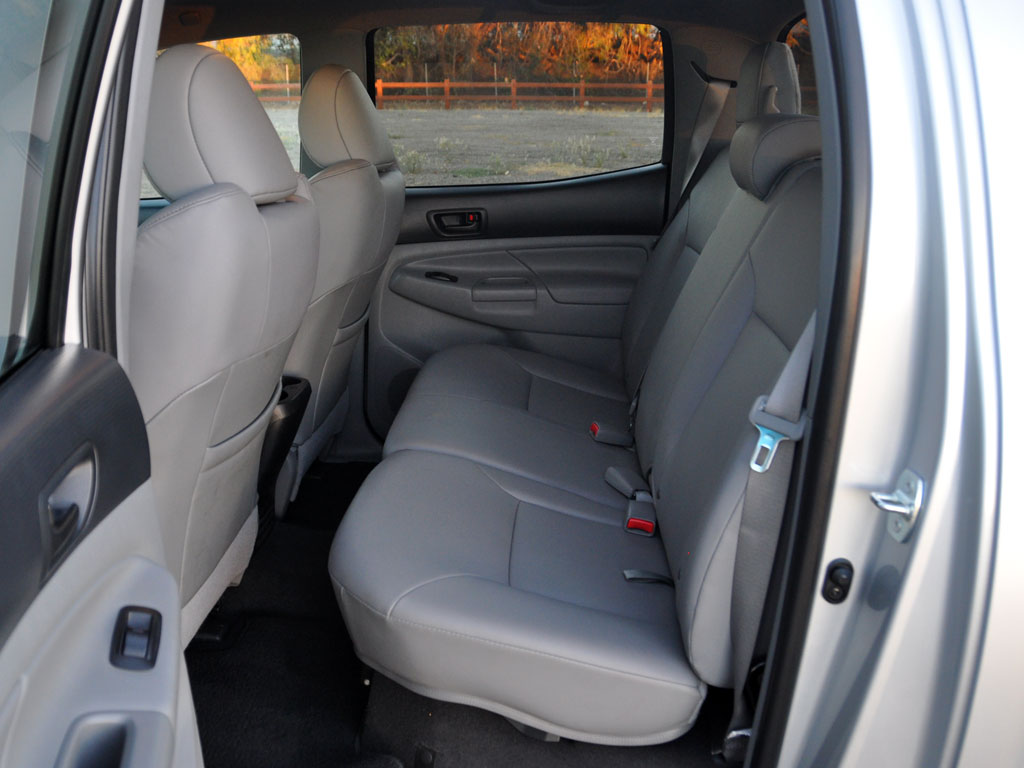 2013 Toyota Tacoma Test Drive Review Cargurus