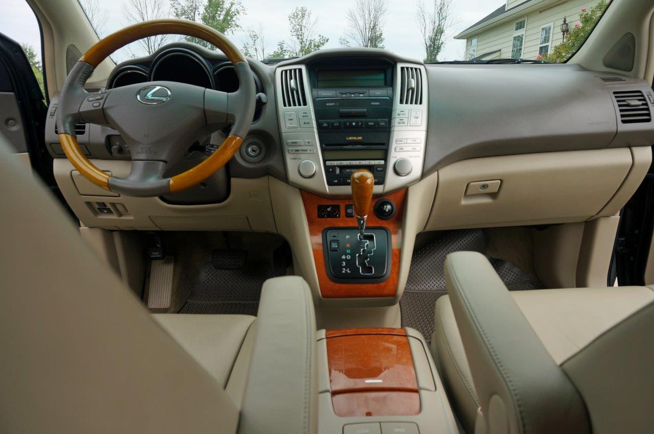 Lexus Rx Base Awd Pic