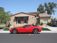 Picture of 2010 Chevrolet Corvette Coupe 1LT, exterior
