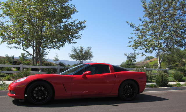 Picture of 2010 Chevrolet Corvette Coupe 1LT, exterior, gallery_worthy
