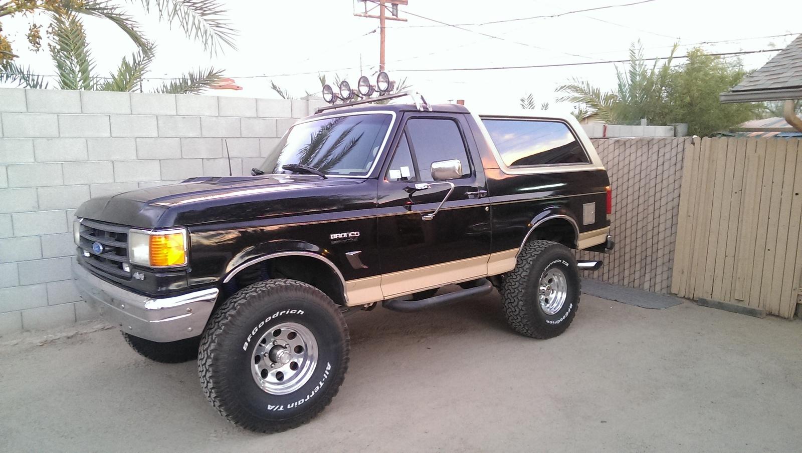 1990 Ford Bronco - Pictures - CarGurus