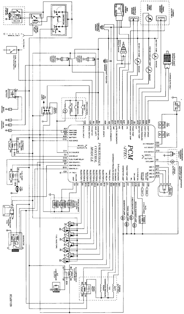 Dodge 360 Alternator Wiring Library Tuff Stuff Diagram Simple For Magnum 59injection Retro Fitin 64 Dart