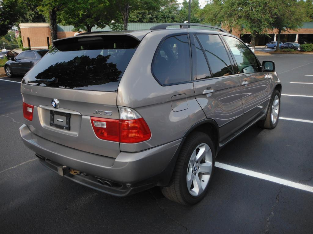 picture of 2005 bmw x5 exterior. Black Bedroom Furniture Sets. Home Design Ideas