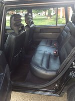 Picture of 1989 Volvo 740 Turbo, interior