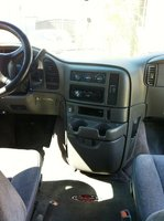 Picture of 1999 GMC Safari 3 Dr SLE Passenger Van Extended, interior