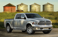 2014 RAM 1500, Front-quarter view, exterior, manufacturer, gallery_worthy