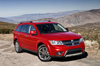 2014 Dodge Journey, Front-quarter view, exterior, manufacturer