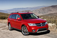 2014 Dodge Journey, Front-quarter view, manufacturer, exterior