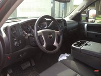 Picture of 2012 Chevrolet Silverado 3500HD LT Crew Cab, interior