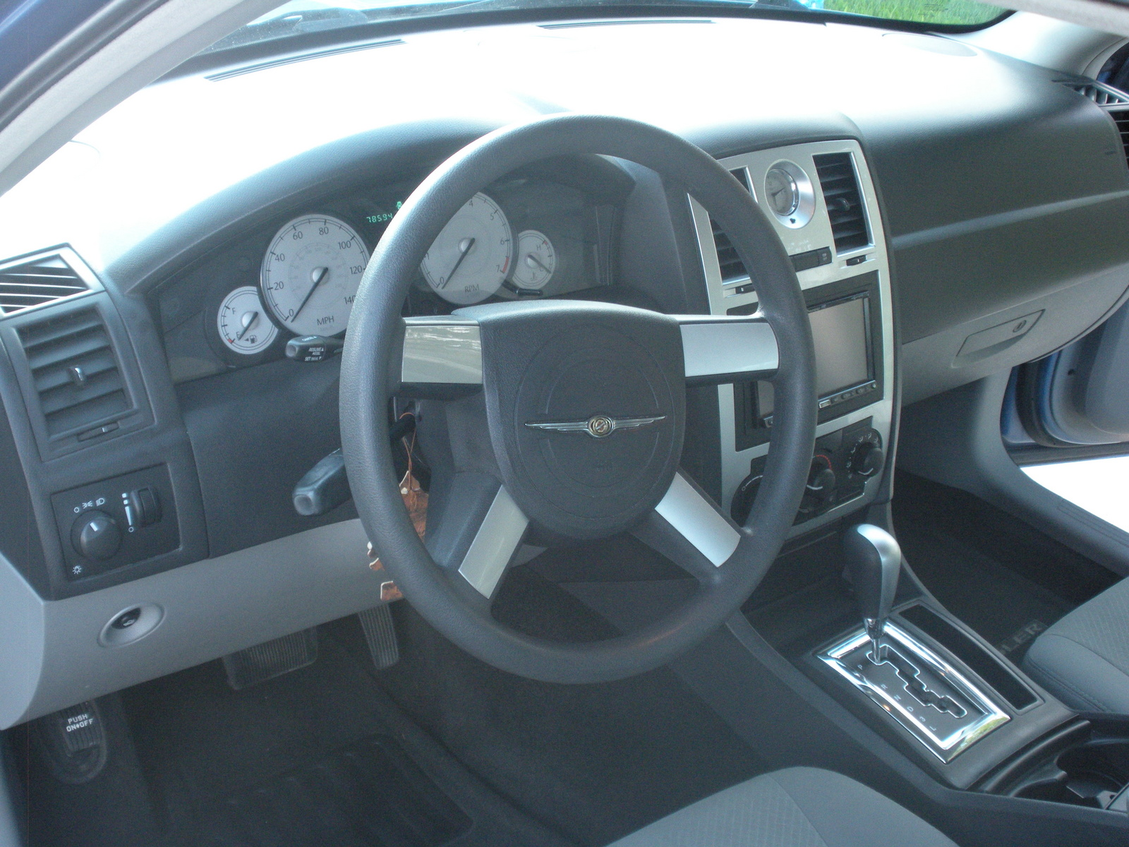 2007 chrysler 300 pictures cargurus - 2007 chrysler 300 custom interior ...