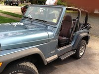 Picture of 1999 Jeep Wrangler SE, exterior
