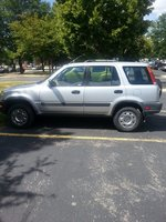 Picture of 2000 Honda CR-V LX